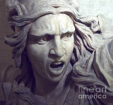 Marianne Arc de Triomphe by Lilliana Mendez