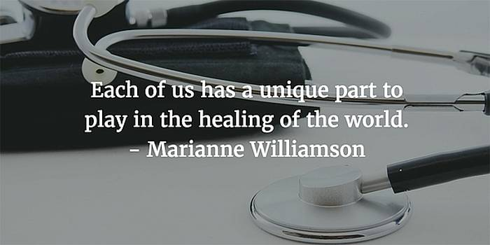 Marianne Williamson Quote by Matt Create