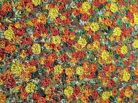 Marigolds  by Jilly Curtis