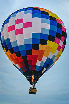 Marilyn Balloon by Mary Timman