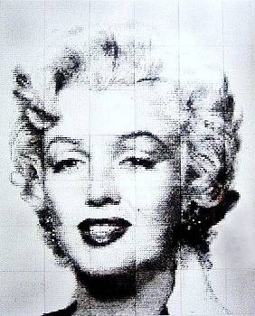 Marilyn by Bill Rose
