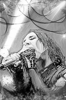 Marilyn Manson Live by Erwin Verhoeven