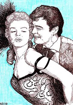 Marilyn Monroe by Didier DidGiv