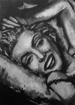 Marilyn Monroe by Seth Deter