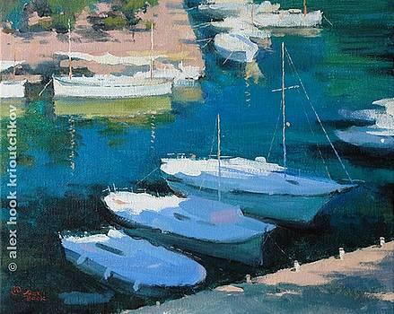 Marina 16 by Alex Hook Krioutchkov