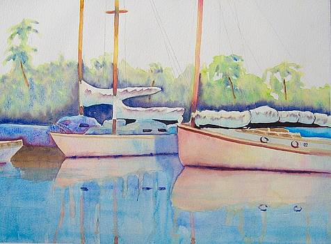 Marina by Marsha Elliott