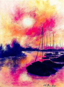 Marina  by Naeema Bacchus