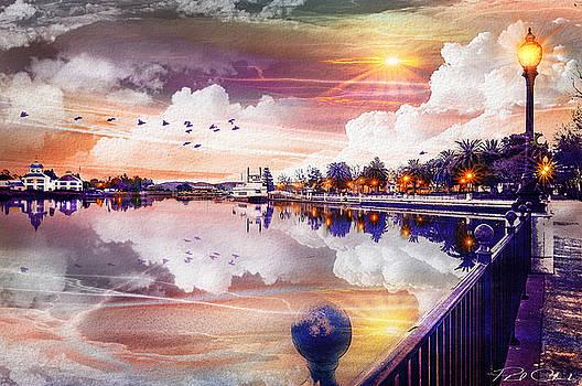 Marina Sunrise by Phil Clark