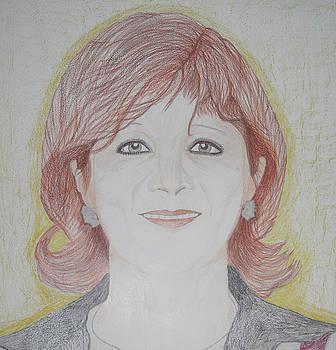 Marisa Boldi by Orazio Scilimpa