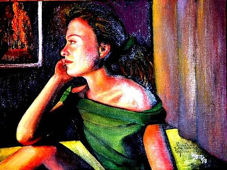 Marisa by Patricia Velasquez de Mera