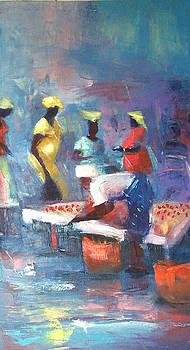 Market People 4 by Timi Kakandar