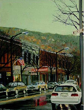 Market Street Corning by George Grace