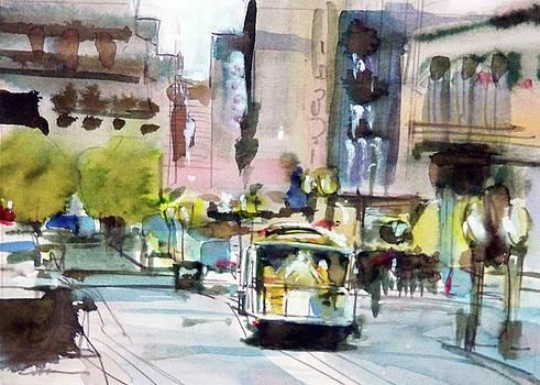 Market Street by Ed Heaton