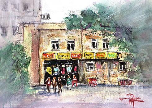 Neighborhood Meet Market by Tim Ross
