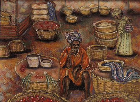Marketplace 2 by Carole Joyce