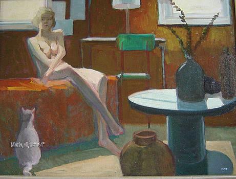 Marla by Jim Innes
