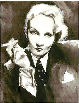 Marlene by Cecill Woods