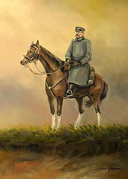 Marshal- Jozef Pilsudski by Luke Karcz