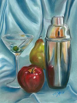 Martini Anyone by Marcia  Hero