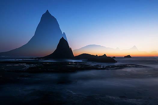 Martins Beach by Ross Murphy