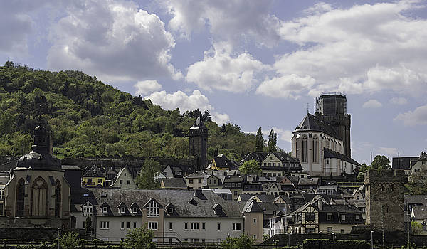 Teresa Mucha - Martinskirche and Mother Rosa Chapel in Oberwesel