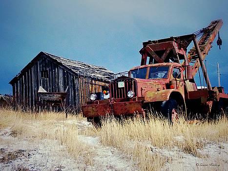 Marysville Truck by Susan Kinney