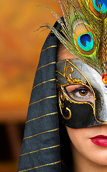 Mask by Dean Bertoncelj