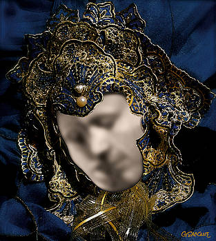 Mask of Love by Gianni Sarcone