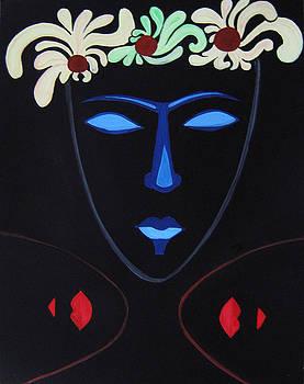 Mask by Smita Medpalliwar