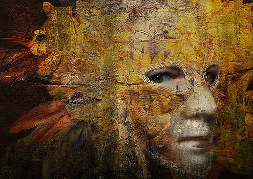 Masked by Nancie Rowan