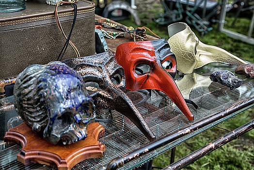 Masks by John Hoey