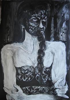 Masquerade by Brigitte Hintner