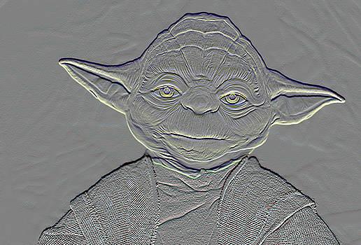 Master Yoda by Tammy Chesney