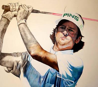 Masters Champ by Jake Stapleton