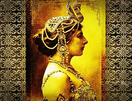 Mata Hari by Mary Morawska