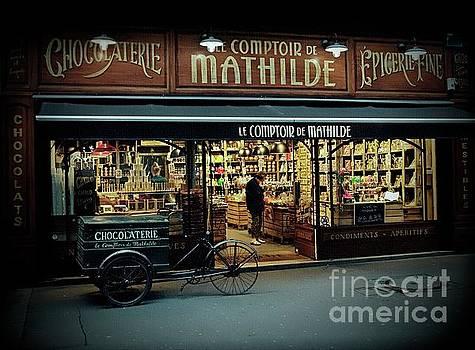 Mathilde by Lilliana Mendez