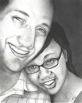 Matt and Jasmine by AC Williams