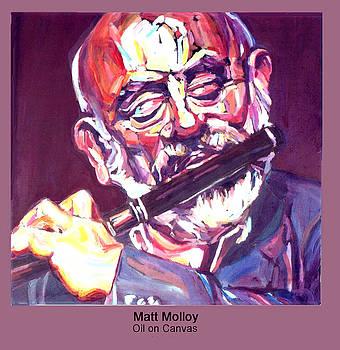 Matt Molloy by Ellen Lefrak