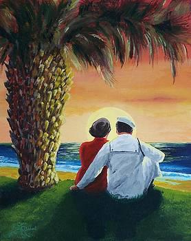 Mau Loa - forever by Gene Ritchhart