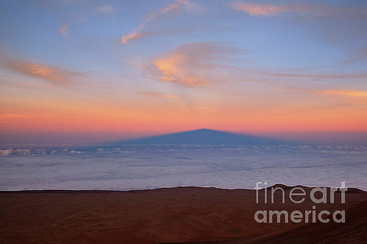 Charmian Vistaunet - Mauna Kea Shadow