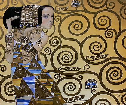 Mavlo - Klimt by Valeriy Mavlo