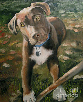 Max by Tracy Roland