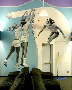 Maximum Fitness Volleyball  by Tim  Heimdal