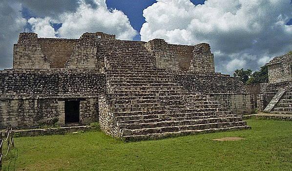 Michael Peychich - Mayan ruins 2