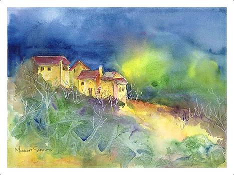 Maybe Tuscany by Margaret Sarantis