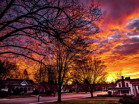 Mayberry Sunrise by Randy Sylvia