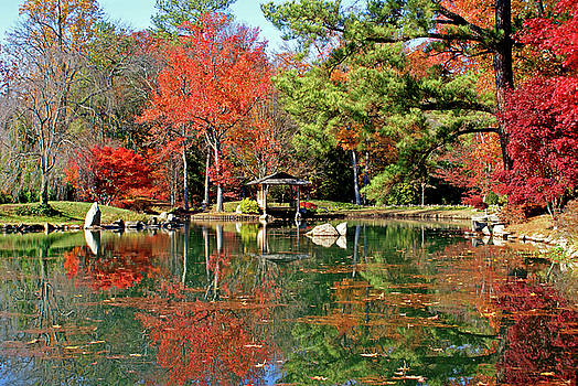 Maymont Japanese Gardens by Jean Haynes