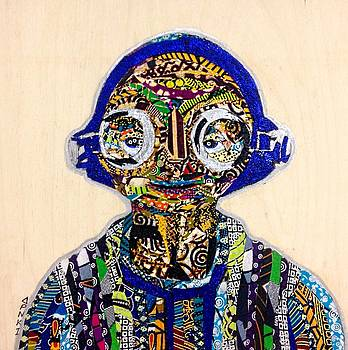 Maz Kanata Star Wars Awakens Afrofuturist Colection by Apanaki Temitayo M