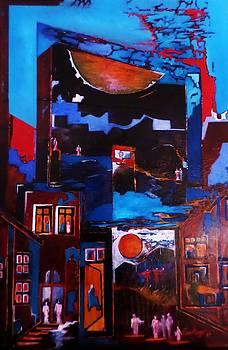 Maze by Adalardo Nunciato  Santiago