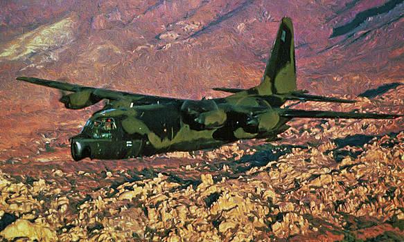 Dale Jackson - MC-130H Combat Talon II